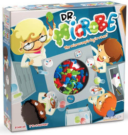 Blue Orange Games Dr. Microbe