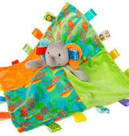 Mary Meyer Taggies Little Leaf Elephant Character Blanket