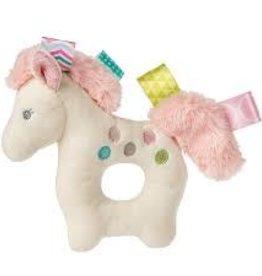 Mary Meyer Taggies Pony Rattle