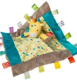 Mary Meyer Taggies Gumdrops Giraffe Character Blanket