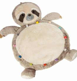Mary Meyer Mary Meyer Taggies Sensory Baby Mat, Molasses Sloth, 31 x 23""