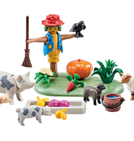 Playmobil Pigs and Sheep