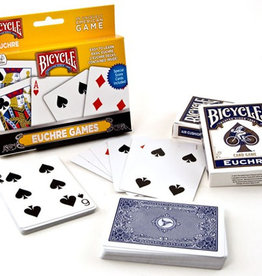 Bicycle Euchre Games 2-Pack