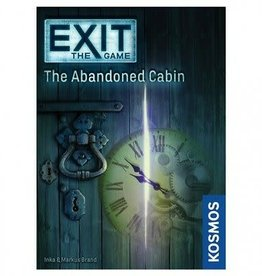 Kosmos Exit Game Abandoned Cabin
