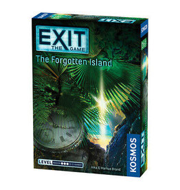 Kosmos Exit Game Forgotten Island