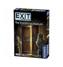 Kosmos Exit Game Mysterious Museum