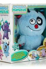 Snuggle Monster Snuggle Monster Hide & Seek Bedtime - Blue Monster