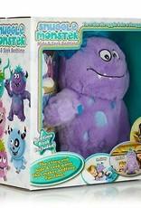 Snuggle Monster Snuggle Monster Hide & Seek Bedtime - Purple Monster