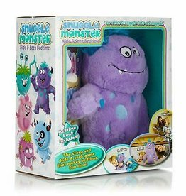 Snuggle Monster Snuggle Monster Hide & Seek Bedtime - Purple Monster