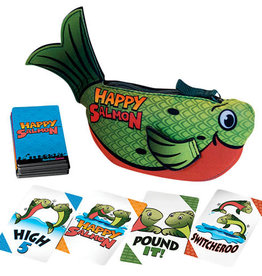Happy Planet Happy Salmon Green