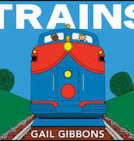 Holiday House Trains by Gail Gibbons