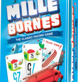 Dujardin Mille Bornes: The Classic Racing Game