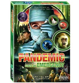 ZMan Games Pandemic State of Emergency