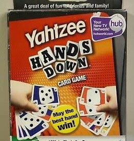 Hasbro YAHTZEE CARD GAME