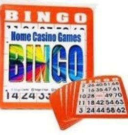 John Hansen BINGO CARDS (50 PK)