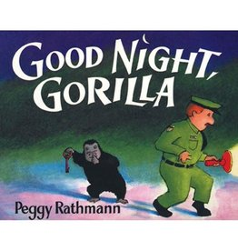 G.P. Putnam's Sons Books Good Night Gorilla -Rathman