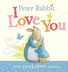 Penguin Peter Rabbit I love You bd book