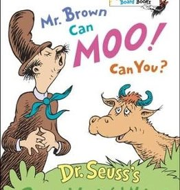 Random House Mr. Brown Can Moo Board Book