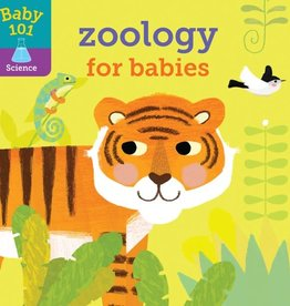 Tiger Press baby 101 zoology for babies