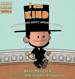 Random House I am Kind, a little book about Abraham Lincoln