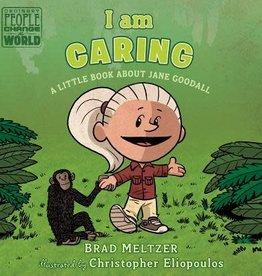 Random House I am Caring Jane Goodall by Brad Meltzer