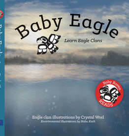 SeAlaska Heritage baby eagle learn eagle clans