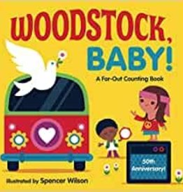 DoubleDay woodstock baby! a far-out counting book