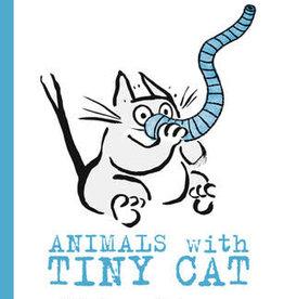 Candlewick Press Animals with Tiny Cat by Viviane Schwarz