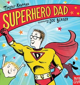 Nosy Crow superhero dad