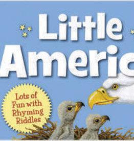 Sleeping Bear Press Little America Book by Helen Foster James