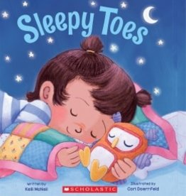 Scholastic Sleepy Toes book