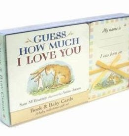 Candlewick Press Guess How Much I Love You Milestone Moments