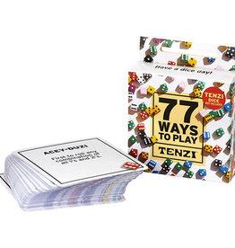 Tenzi 77 Ways to Play Tenzi Cards
