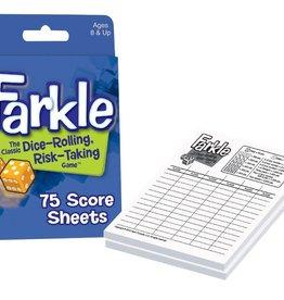 FARKLE Farkle Score Sheets
