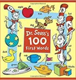 Random House 100 First Words by Dr. Suess