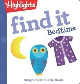 Highlights find it bedtime