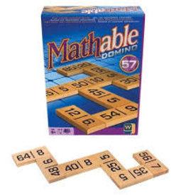 Family Games America FGA Inc. Mathable Domino