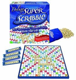 Hasbro Super Scrabble Deluxe Edition