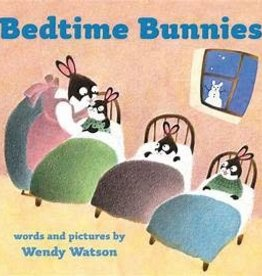 HMH Books Bedtime Bunnies by Wendy Watson