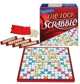 Hasbro Tile Lock Scrabble