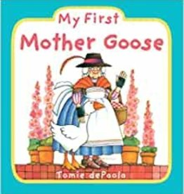 Grosset and Dunlap my first mother goose