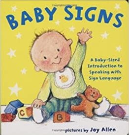 Penguin baby signs - introduction to sign language