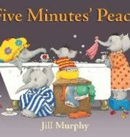 G.P. Putnam's Sons Books five minutes peace