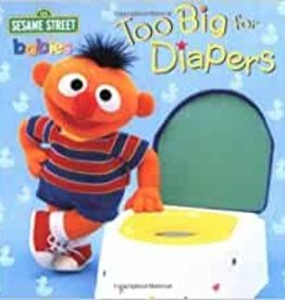 Random House Too Big for Diapers book