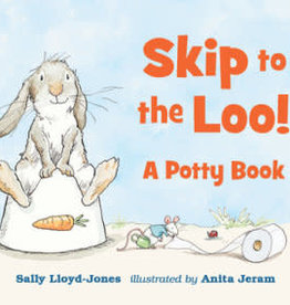 Candlewick Press skip to the loo, a potty book