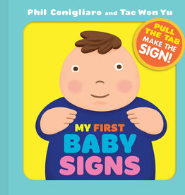 Workman Publishing Co MY FIRST BABY SIGNS