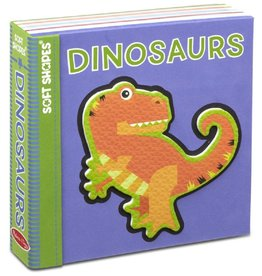 Melissa & Doug Soft Shapes - Dinos