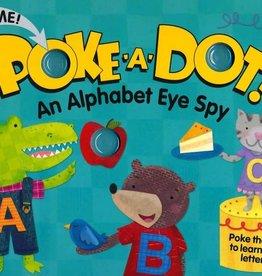 Melissa & Doug poke-a-dot an alphabet eye spy