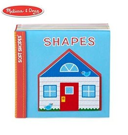Melissa & Doug Soft Shapes - Shapes