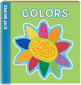 Melissa & Doug Soft Shapes - Colors